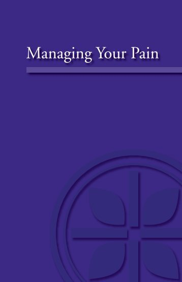 Managing Your Pain - Caring Connections