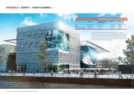 BRuSSElS I NORTh I TOWN PlaNNINg I - ProFacility.be