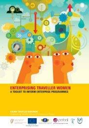Enterprising Traveller Women' Toolkit - Pobal