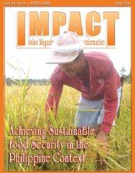 April 2008 - IMPACT Magazine Online!