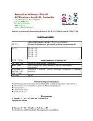 Circolo Didattico di Rudiano (BS) - Aidai