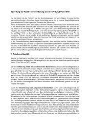 2013-12-03 Bewertung Koalitionsvertrag - IG Metall Zwickau