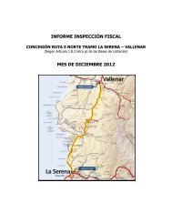 informe inspección fiscal mes de diciembre 2012 - Coordinación de ...
