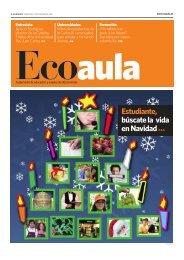 Estudiante, búscatela vida enNavidadP4-5 - Ecoaula