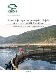 Ne-tehnički sažetak za javni uvid - Procjena utjecaja na okoliš