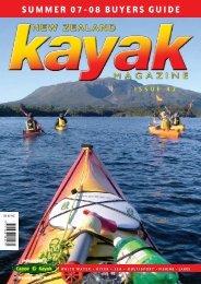 summer 07-08 BuYers guiDe - Canoe & Kayak