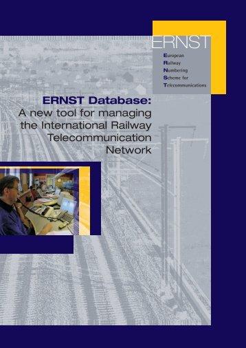 ERNST Database