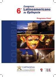 6º Latinoamericano - International League Against Epilepsy