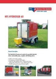 HFS HYDROSUB 60