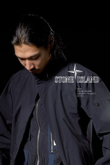 5419 STONE ISLAND SHADOW PROJECT SS ´011