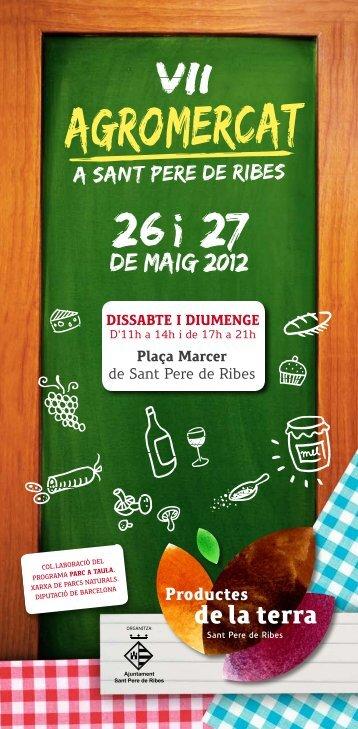 DE MAIG 2012 - Diputació de Barcelona