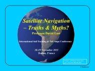 Professor David Last - Sail Training International