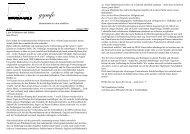 informationen aus dem schulleben nr.19 februar 2004 Liebe ...