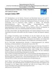 euregia Lindau 2009 - RM Austria