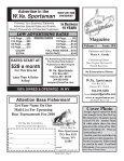 Winter 2010 Issue - Wvasportsman.net - Page 3