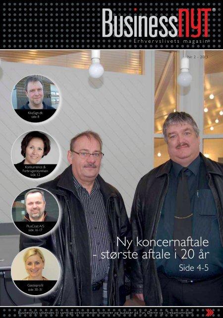 Download bladet (10,2 MB) - businessnyt.dk