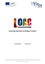 the Final Report (public part), November 2011 - Interfolk, Institute for ...
