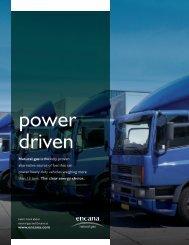 Power driven - brochure - Encana