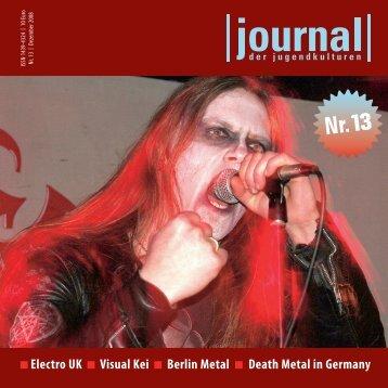Electro UK Visual Kei Berlin Metal Death Metal in Germany