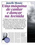 Janelle Monáe vai parar o trânsito na Avenida - Fonoteca Municipal ... - Page 6