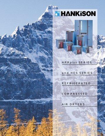 Secador Refrigerativo - HPRplus Serie.pdf - remco srl