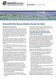 Fact Sheet Eastern Port Access Corridor.indd - Realestate.com.au