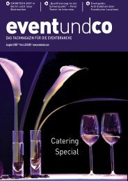 Catering Special - Goldmedia