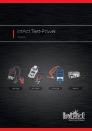 intAct Test-Power