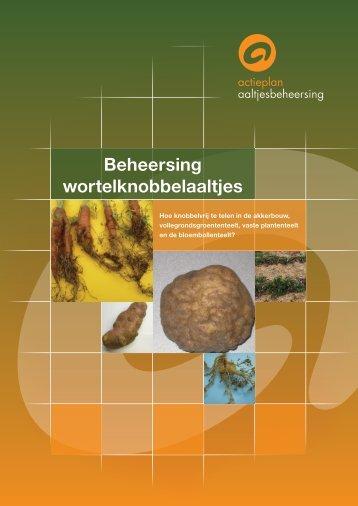 Brochure Beheersing wortelknobbelaaltjes - 2011 ... - Kennisakker.nl