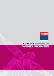 Solutions for Wind Power - Krafft