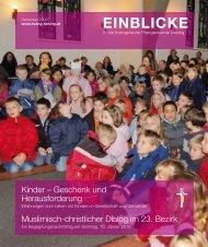 Kinder - Evangelische Pfarrgemeinde Wien-Liesing