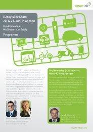 donnerstag, 21. juni 2012, 2. konferenztag - InnoZ