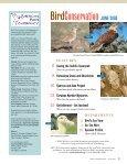 June 2005 INSIDE - American Bird Conservancy - Page 3