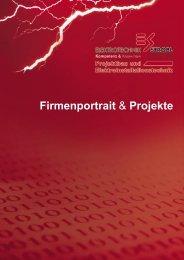 Firmenportrait & Projekte - Elektrotechnik-Strobl