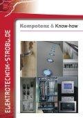 Firmenportrait & Projekte - Elektrotechnik-Strobl - Seite 2