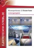 Firmenportrait & Projekte - Elektrotechnik-Strobl - Seite 4