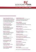 Firmenportrait & Projekte - Elektrotechnik-Strobl - Seite 7