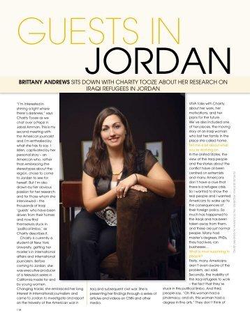 Viva of Jordan - New York University