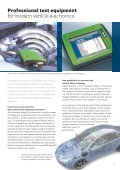 Innovativ and liabl: Professional electronic control unit diagnosis ... - Page 3