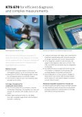 Innovativ and liabl: Professional electronic control unit diagnosis ... - Page 6