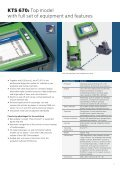 Innovativ and liabl: Professional electronic control unit diagnosis ... - Page 7