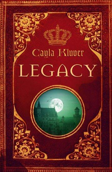 Legacy - Roca Juvenil