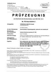 Blockout Premium - guttenberger digitaldruck