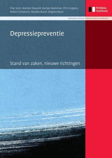 Kennissynthese_Depressiepreventie