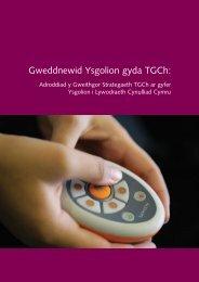 Gweddnewid Ysgolion gyda TGCh: - Arsyllfa Dysgu a Sgiliau Cymru