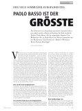 Paolo Basso, der Weinkenner und Europameister ... - ceresiovini.ch - Page 2