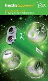 Download PDF - IBA Dosimetry