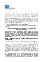 Promotionsstellen - Medizinische Fakultät der Martin-Luther ...