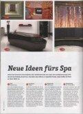 haus & wellness« 1 / 2011 - goldornat.de - Page 2