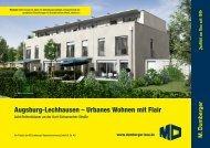 Exposé Reihenhäuser Kurt-Schumacher-Straße | M. Dumberger ...